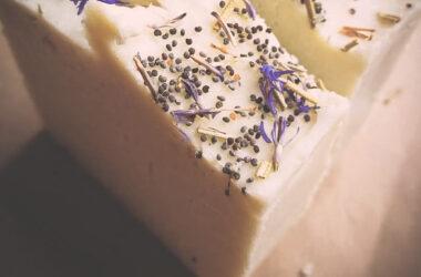 Plant based, organic soaps